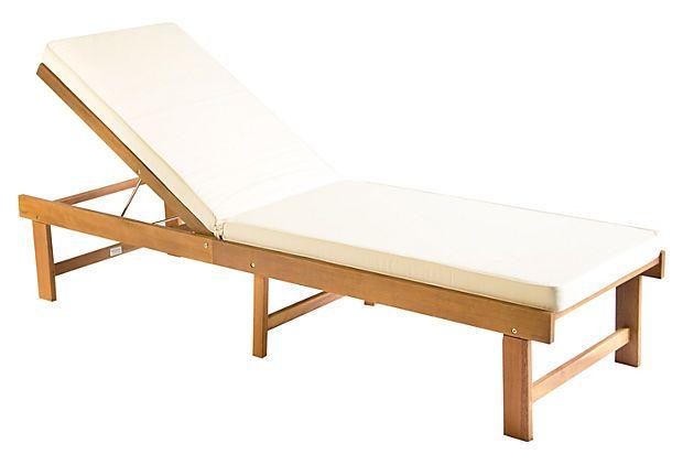 Robbins Lounge Chair On Onekingslane Com Simply