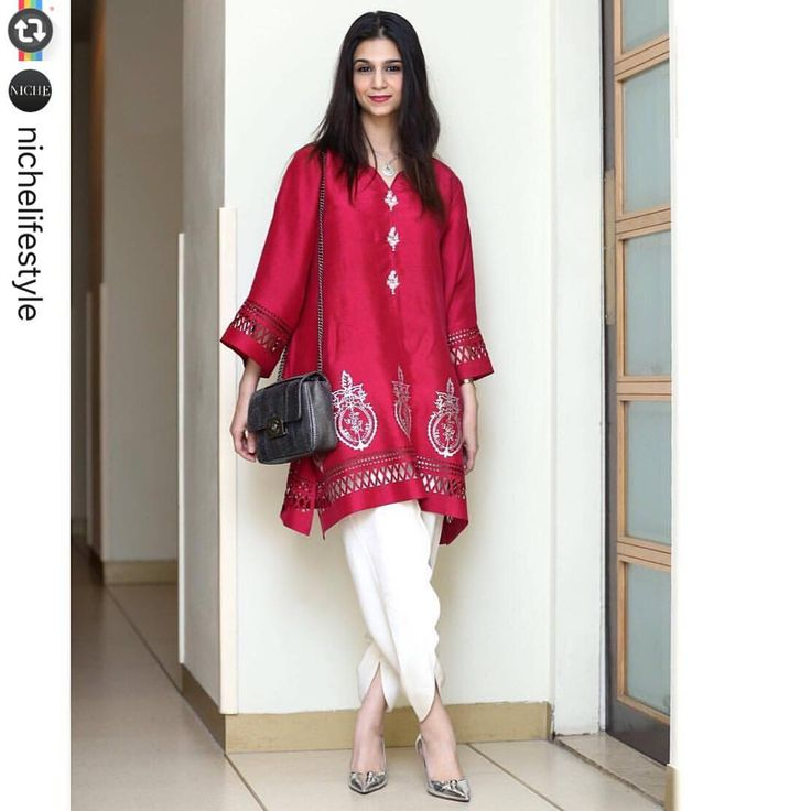 "393 Likes, 15 Comments - FARIDA HASAN (@faridahasanonline) on Instagram: ""#Reposting @nichelifestyle Loving this #vibrant @faridahasanonline kurta on @khubanomerkhan she has…"""