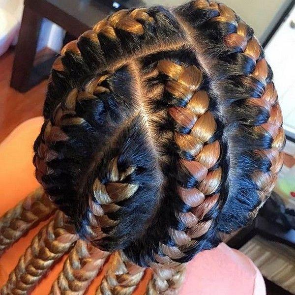 82 Goddess Braids Hairstyles With Pictures Goddess Braids Braids
