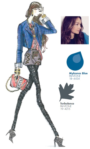 #FCRF13 Designer Inspiration: @Kelly Teske Goldsworthy Teske Goldsworthy Teske Goldsworthy Wearstler http://pantone.com/Fall2013