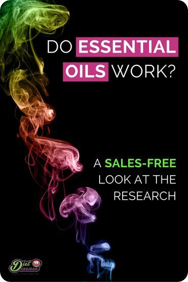 Do essential oils work? A sales-free look at the research