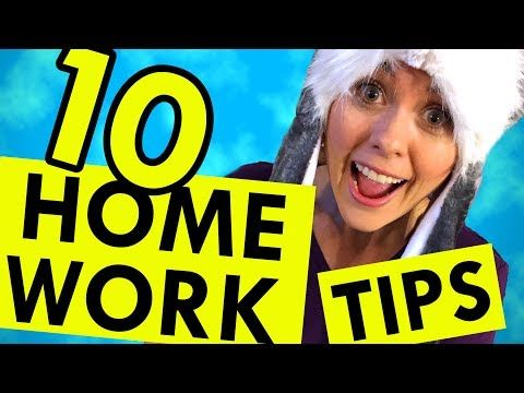 How to Homework: 10 Realistic Tips for ADHD Success