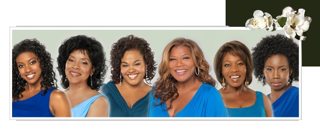 I'm excited about the remake of Steel Magnolias. I loved the first one!