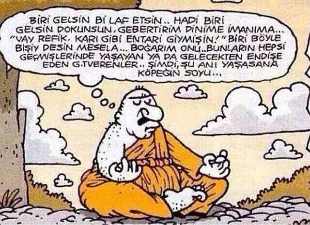 Yiğit Özgür; Türk usulü Nirvana!