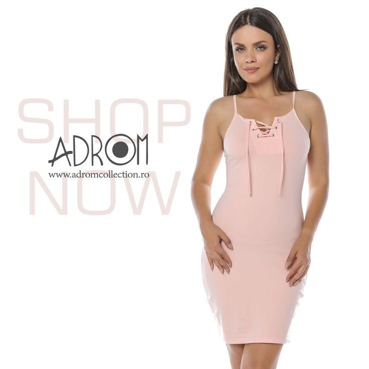 Surprinde-ți clienții cu noi modele de rochii de vară, cum este 6319: http://www.adromcollection.ro/697-rochie-angro-6319.html