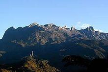 Monte Kinabalu - Wikipedia, la enciclopedia libre