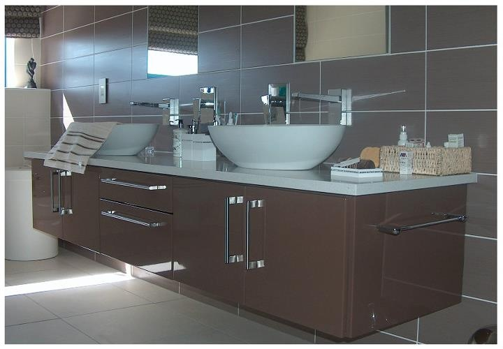 Bathroom Vanity Designed And Custom Made By Wooden