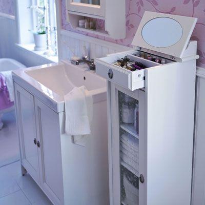 Ber ideen zu rosa badezimmer auf pinterest - Fliesen skandinavischen stil ...