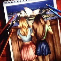 Kristina Webb's drawing of her Boyfriend | Kristina Webb | Pinterest