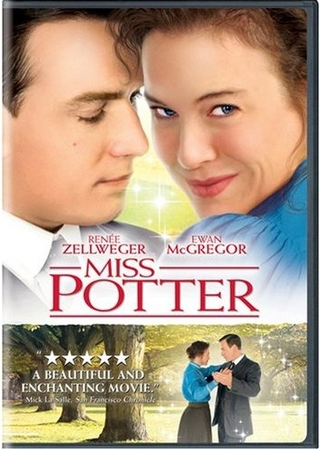Miss Potter! This movie was precious!