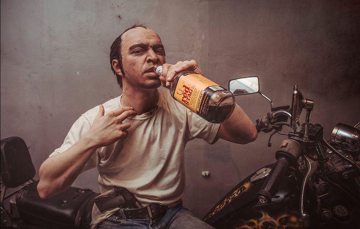 Grand Theft Auto V Trevor Philips Cosplay byTheIdeaFix