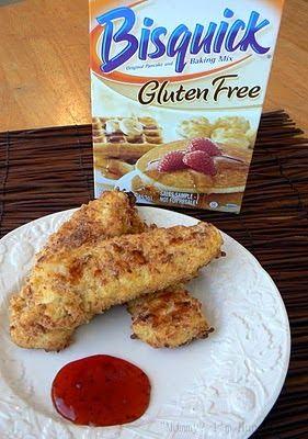 Ultimate Chicken Fingers (Gluten Free) | FoodGaZm..