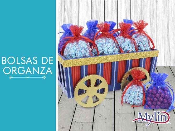 ¿Buscas algo en donde dar los dulces para la fiesta de tu peque? Checa nuestros 10 modelos diferentes y sus más de 16 colores diferentes