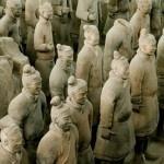 Was mich bei meinem China Reise bestimmt am meisten beeindruckt hat war die Terrakotta Armee in Xijang die mittlerweile zum Unesco Kulturerbe gehört