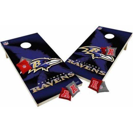 Wild Sports NFL Washington Redskins Tailgate Toss XL 2x3 NFL Shield