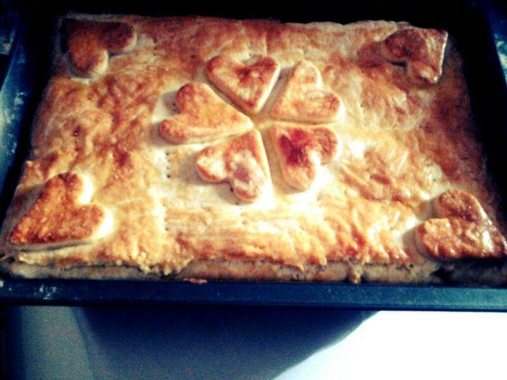 """Apple pie (recipe by """"Klara"""" :* )"""