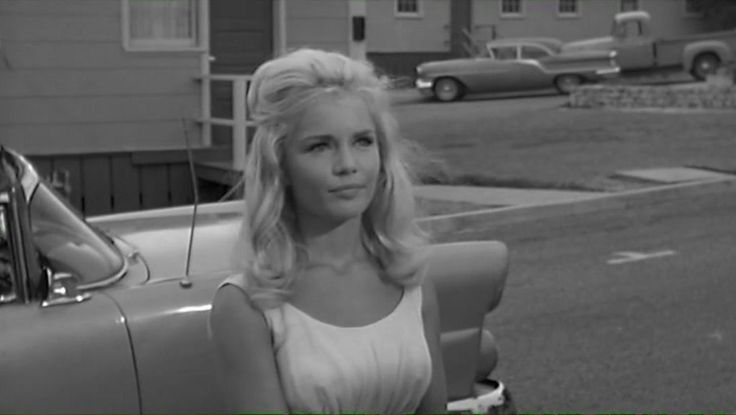 Tuesday Weld in Soldier In The Rain.
