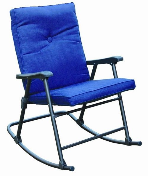 Modern Outdoor Folding Rocking Chairs Furniture Padded - Best Home Design Ideas #dPjb5DM4on