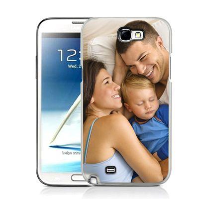 Coque personnalisée pour Galaxy Note 2 Pour protéger son Samsung Galaxy Note 2 avec la photo qu'il adore.