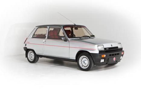 Renault 5 Gordini Turbo 1982