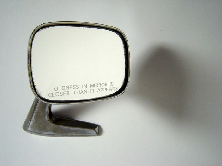 Oldness In Mirror Is Closer Than It Appears, Ivan Puig, 2006.