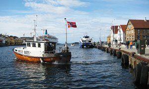 Stavanger Harbour, Norway