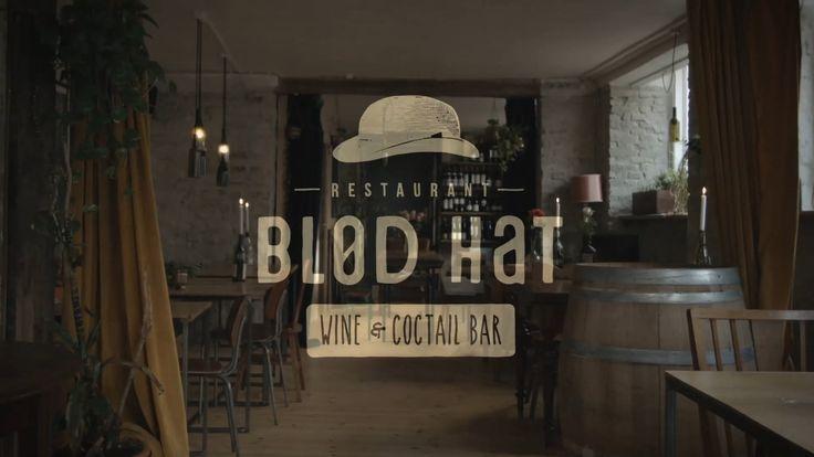 Evening at Blød Hat restaurant