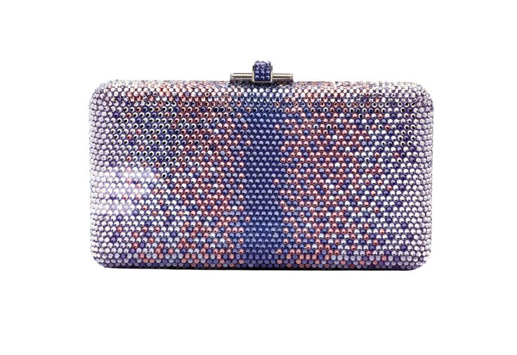 'Airstream' clutch, Judith Leiber, Rs 1,66,000