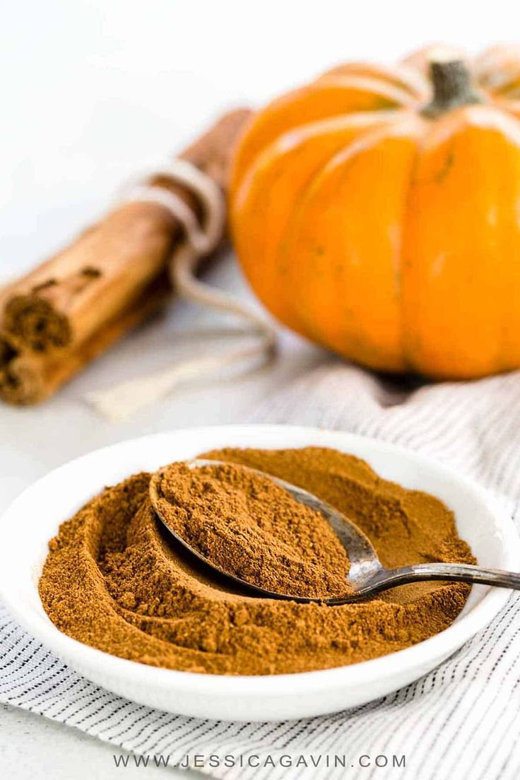 Pumpkin Pie Spice Blend Recipe Homemade pumpkin pie