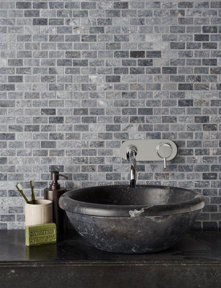 Bluestone Tumbled Mosaic