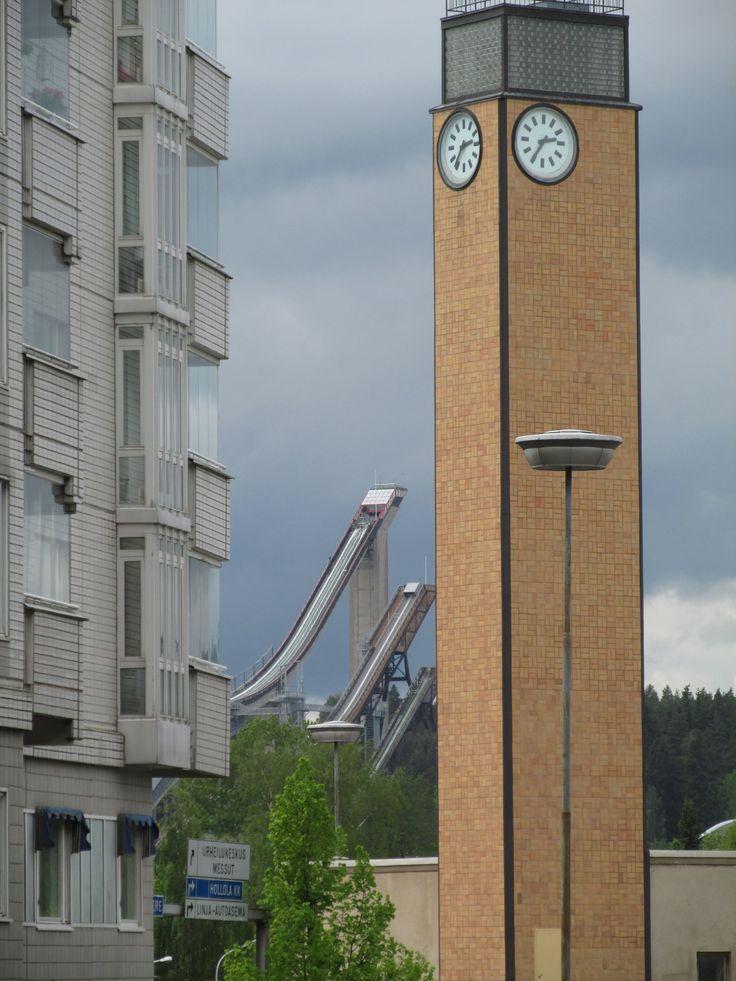 My hometown LAHTI. FINLAND!  photo by Tiina Litukka 05/14