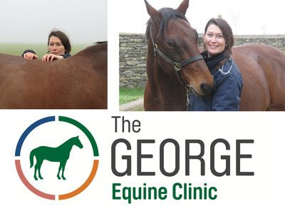 Angela Jones - Equine Vet at The George Equine Clinic