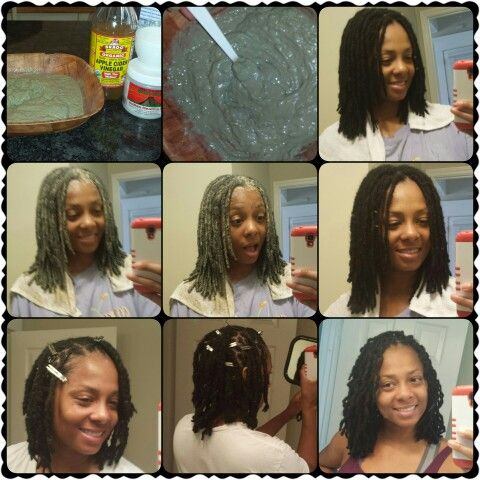 Loc Detox I Did A Deep Cleaning On My Locs With