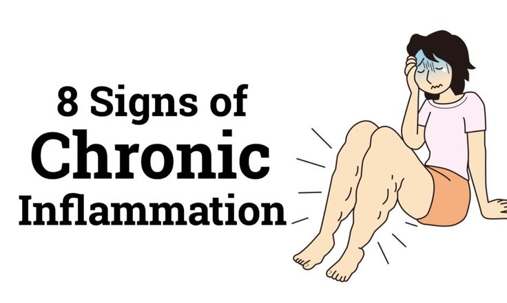 8 Signs of Chronic Inflammation
