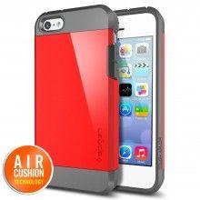 Forro iPhone 5C Spigen SGP Tough Armor - Crimson Rojo  $ 52.300,00