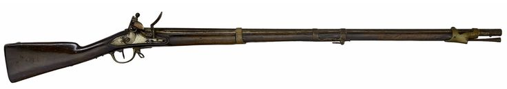 Model An 9 Charleville Flintlock Dragoon Musket