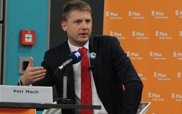 Ing. Petr Mach, Ph.D. – Europoslanec a předseda Svobodných