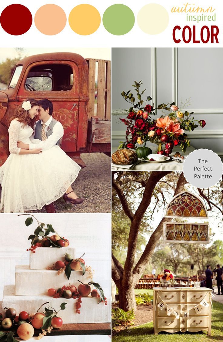 Color Story | Autumn Inspired Color http://www.theperfectpalette.com/2013/11/color-story-autumn-inspired-color.html