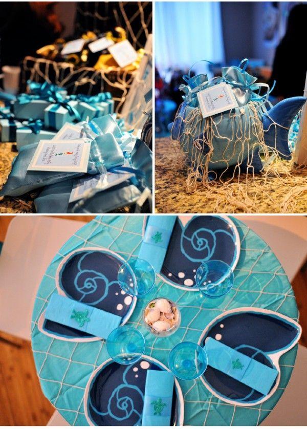 A little mermaid bash! & 100 best Little Mermaid Party Ideas images on Pinterest | Birthdays ...