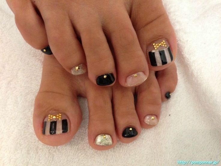 Beautiful 166 Best Toe Nails Images On Pinterest Feet Nails Nail