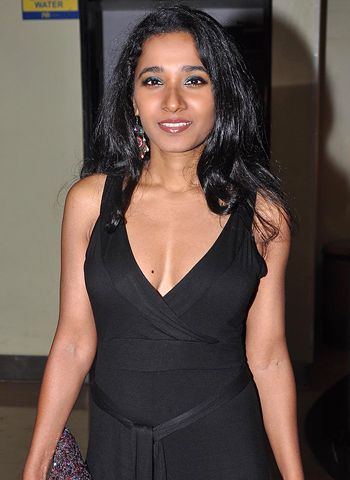 The double whammy for Tannishtha Chatterjee!