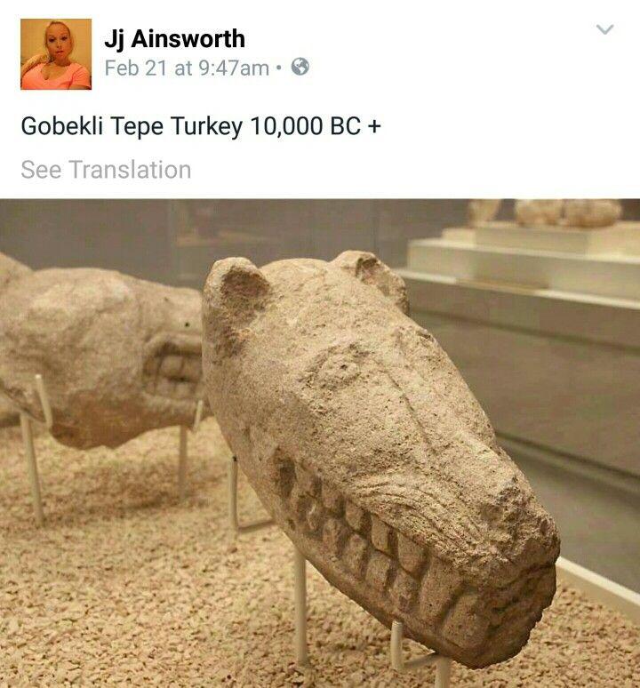 Gobekli Tepe 12.000 anni fa...