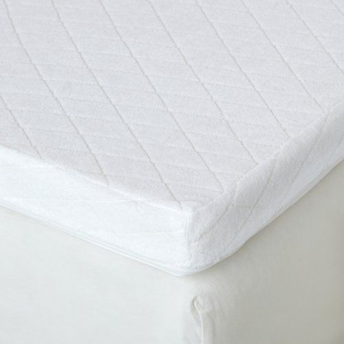 Isotonic ultimate memory foam twin mattress topper with velour cover at Memory foam mattress topper twin