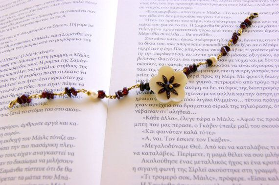 Granada  bracelet by RenatasArt on Etsy, €10.00