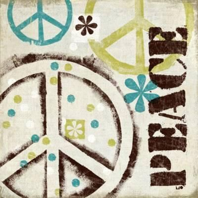 Peace, Posters and Prints at Art.com