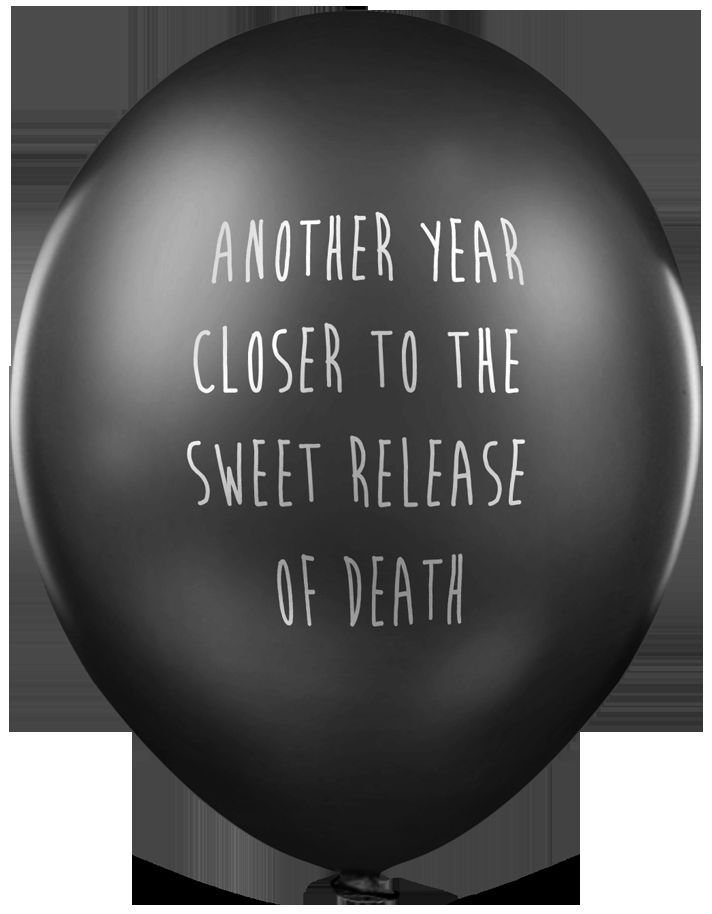 black balloons - Lead Balloons is a company that protrudes blow-up black balloons adorned with pessimistic quotes and phrases. These balloons are not designed for t...