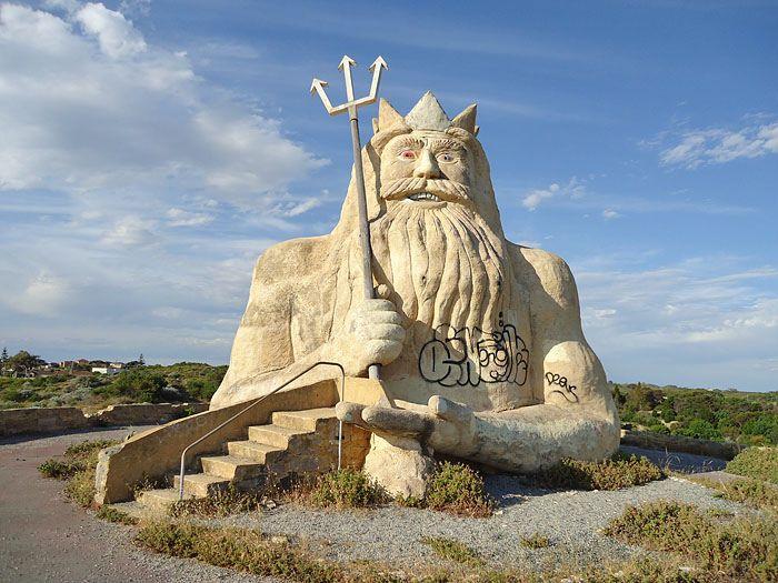 Atlantis Marine Park. Yanchep, Western Australia.
