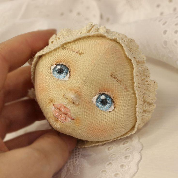 Многие следят за моим творчеством , по этому я всегда показываю основные этапы создания куколки ,как бы немного приоткрываю занавес !