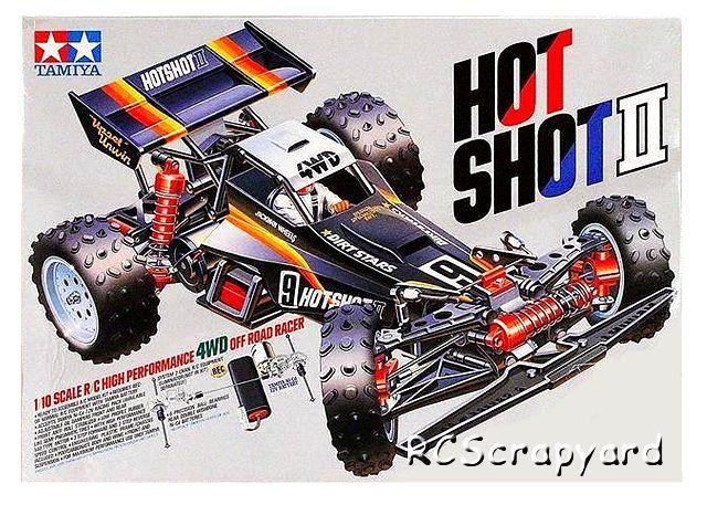 Tamiya Hot Shot II - #58062