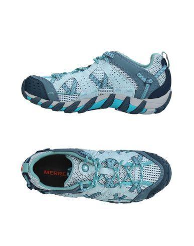 MERRELL Women's Low-tops & sneakers Sky blue 10.5 US